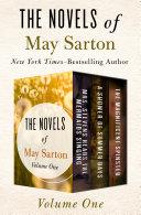 The Novels of May Sarton Volume One Pdf/ePub eBook