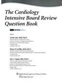 The cardiology intensive board review question book google books title page fandeluxe Images