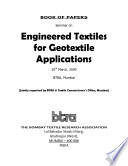 Book Of Papers Seminar On Engineered Textiles For Geotextile Applications Book PDF
