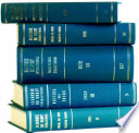 Recueil Des Cours Collected Courses of the Hague Academy of International Law