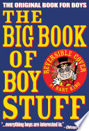 """The Big Book of Boy Stuff"" by Bart King"
