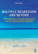 Cover of Multiple Regression and Beyond