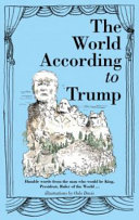 The World According To Trump Book