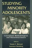 Studying Minority Adolescents