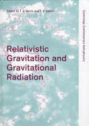 Relativistic Gravitation and Gravitational Radiation Inclusive CD-ROM