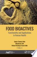 Food Bioactives Book