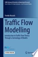 Traffic Flow Modelling