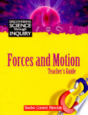 Discovering Science Through Inquiry Forces And Motion Kit
