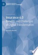 Insurance 4 0 Book