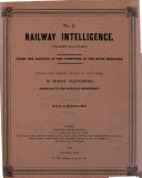 Railway intelligence  compiled by M  Slaughter