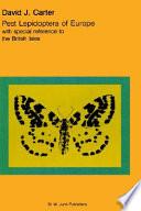 Pest Lepidoptera of Europe