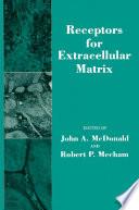 Receptors For Extracellular Matrix Book
