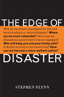 The Edge of Disaster Book