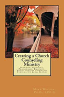 Creating a Church Counseling Ministry