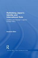 Rethinking Japan s Identity and International Role