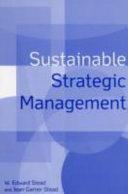 Sustainable Strategic Management