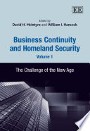 Business Continuity And Homeland Security Book PDF