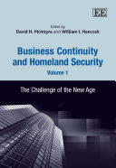 Pdf Business Continuity and Homeland Security Telecharger