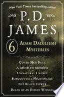P. D. James's Adam Dalgliesh Mysteries image