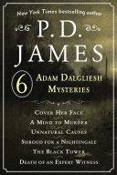 P  D  James s Adam Dalgliesh Mysteries
