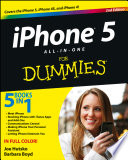 Iphone 5 All In One For Dummies