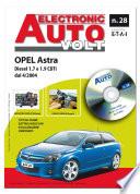 Manuale di elettronica Opel Astra H (EAV28)