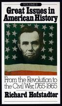 Great Issues in American History, Vol. II ebook