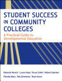 Student Success in Community Colleges