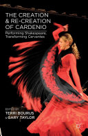 The Creation and Re-Creation of Cardenio Pdf/ePub eBook