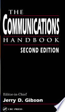 The Communications Handbook Book PDF