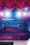 Broadway and Economics Book PDF