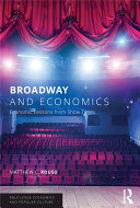 Broadway and Economics Pdf/ePub eBook