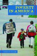 Poverty In America Book PDF