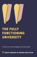 The Fully Functioning University