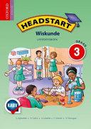 Books - Headstart Wiskunde Graad 3 Leerdersboek   ISBN 9780199051625