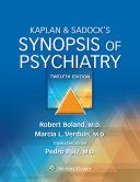 Kaplan   Sadock   s Synopsis of Psychiatry