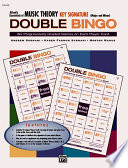 Essentials of Music Theory  Key Signature Double Bingo  Major and Minor