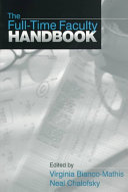 The Full-Time Faculty Handbook