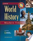 World History - California Edition
