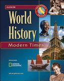 World History   California Edition