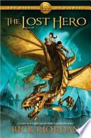The Heroes of Olympus, Book One: Lost Hero, The (B&N Custom Pub, non-returnable
