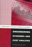 Engineering Economic and Cost Analysis