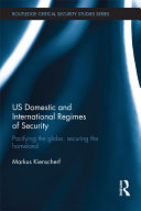 US Domestic and International Regimes of Security