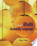 Essentials of 80x86 Assembly Language Book