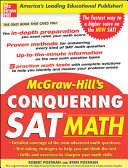 McGraw Hill s Conquering the New SAT Math