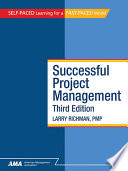 Successful Project Management  Third Edition Book
