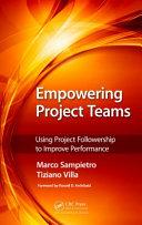 Pdf Empowering Project Teams