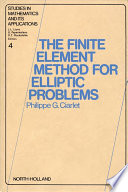 The Finite Element Method for Elliptic Problems