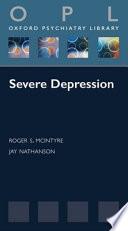 Severe Depression Book PDF