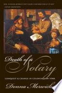 Death of a Notary